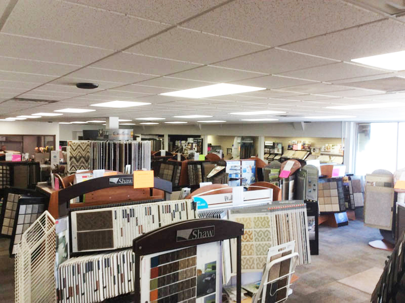 Levensteins Abbey Carpet has just what you're looking for whether its carpet, hardwood, tile, stone, laminate, vinyl, or area rugs - Come visit our showroom to see all the amazing selections!
